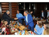 Başkan Akkaya'dan hakim ve savcılara iftar