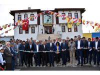 Karapınar Şehir Konağı hizmete açıldı