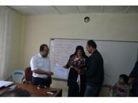 Kulu'da okuma-yazma kursunu bitiren kursiyerlere sertifikaları verildi