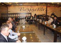 """Özaltun: """"Beyşehir'in geleceği çok parlak"""""""