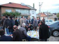 Beyşehir'de dış mahalle iftarları sürüyor