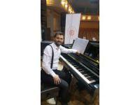 NEÜ'lü öğretim görevlisi Aksoy'a Avrupa'dan ödül