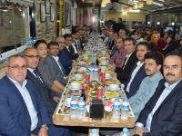 Ankara'daki Aksaraylı Bürokratlar Birlik ve Beraberliğin Önemine Vurgu Yaptı!