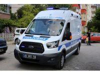 Selçuklu Belediyesinden hasta nakil ambulansı hizmeti