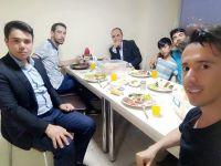 Görüşleri farklı, sofraları bir! Eskil'de anlamlı iftar!