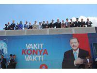 AK Parti Konya'dan bin araçlık bayram konvoyu
