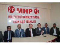 """MHP'li Mustafa Kalaycı: """"24 Haziran'da tekrar bayram yaşayacağız"""""""