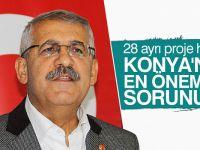 Konya'nın en önemli sorunu su!
