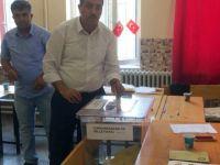 Eskil'de oy verme işlemleri başladı