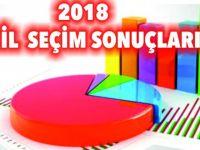 Eskil Milletvekilliği seçim sonuçları