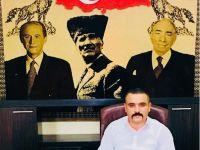 MHP Eskil İlçe Başkanı Mustafa Güdendede'den teşekkür mesajı