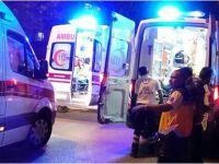 Aksaray'da korkunç olay! Üvey babasını vurarak ağır yaraladı