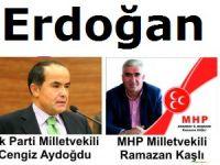 Eskil Erdoğan dedi
