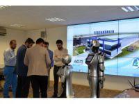 AKINROBOTICS'in yüzde yüz yerli robotları Mini ADA ve ADA GH6, 3. havaalanında görev alacak en güçlü aday