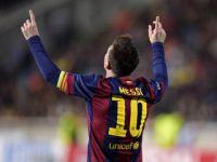 Messi'den Yeni bir rekor! Şampiyonlar Ligi'nde en çok gol atan futbolcu