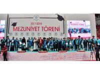 NEÜ 2017-2018 Mezuniyet Töreni gerçekleşti