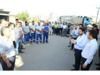 """Aksaray Belediyesi """"Başkan Mahallemizde"""" projesini başlattı"""