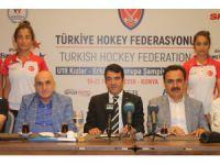 U18 Kız-Erkek Açık Alan Hokey Avrupa Şampiyonası Konya'da başlıyor