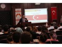KGTÜ'de 15 Temmuz Konferansı düzenlendi