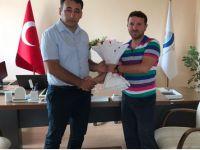 Dr. Mustafa Öz Eskil MYO Müdürü oldu