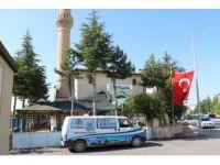 Beyşehir'de Camilerde Bayram Öncesi Temizlik Mesaisi