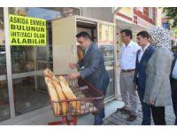 Devlet Bahçeli'nin 'Askıda Ekmek' Projesine Konya'dan Destek