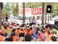 Başkan Altay, Yaz Kampındaki Öğrencilerle Buluştu