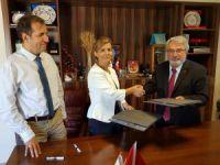Konya Gıda ve Tarım Üniversitesi Özel Bir Laboratuvar Firmasıyla İşbirliği Protokolü İmzaladı