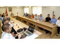 Aksaray'da il istihdam ve mesleki eğitim kurulu toplantısı