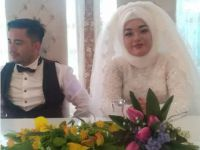 Fatma ile Hasan bir ömür boyu mutluluğa evet dediler