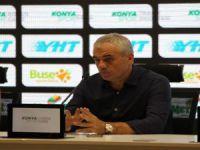 """Rıza Çalımbay: """"Tek Hedefimiz Erzurumspor Maçını İyi Bir Şekilde Bitirmek"""""""