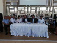 Ereğli'de Yeni Sanayi Sitesi İçin İstişare Toplantısı Yapıldı