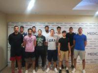 Selçuklu Basketbol Takımı Sağlık Kontrolünden Geçti