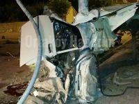 Eskilli genç kazada yaşamını yitirdi