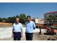 Akşehir Dev Meydana Kavuşuyor