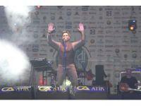 Seydişehir'deki Kalkınma Şöleni Uğur Işılak Konseriyle Sona Erdi