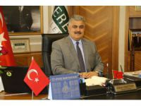 """Başkan Özgüven: """"AK Parti Ülkemizin Lokomotifidir"""""""