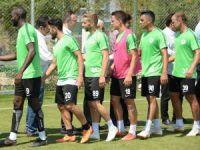 Atiker Konyaspor bayramlaştı