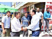 Başkan Altay, Altınekin, Cihanbeyli ve Kulu'da İlçe Sakinleriyle Bayramlaştı
