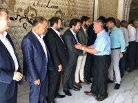AK Parti Aksaray'da bayramlaşma
