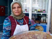 Eskilli ev hanımının büyük azmi kanser hastalığı onu yıldırmadı ve kendi iş yerini kurdu