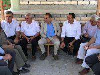Milletvekili Aydoğdu Eskil'in köy ve yaylalarında