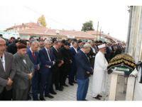Sağlık Bakanı Koca arkadaşının cenazesine katıldı