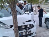 Eskil'de trafik kazası