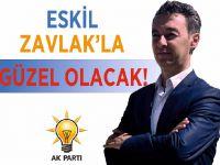 """Mustafa Zavlak, """"Eskil Bizimle Güzel Olacak"""""""