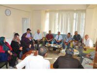 Başkan Akkaya'dan AKŞAD'a ziyaret