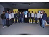 TÜMSİAD üyeleri 'Bırakma Beni' filmini izledi