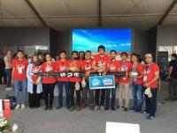 Selçuk Roket Takımı, TEKNOFEST'te birincilik elde etti