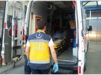 Konya'da yol verme kavgası kanlı bitti: 2 yaralı
