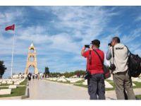 Fotoğrafçılar, Çanakkale'de ecdatla buluştu